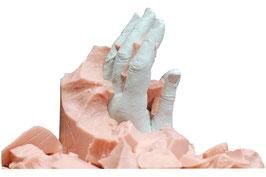 Alginat Kaufen  Körperabformung Abformmasse Dental Babybauch oder Intimabdruck 450 Gramm bis 9000 Gramm