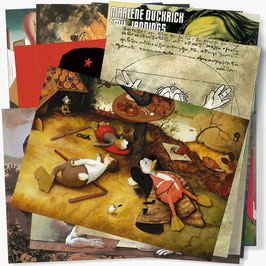 La collection complète de cartes postales