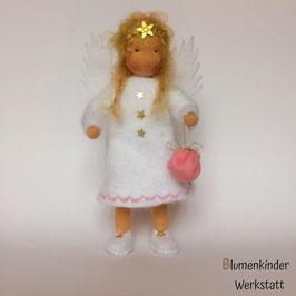 Engel mit Beinchen Sorgenbeutel