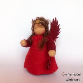 Engelchen rot - Adventengel