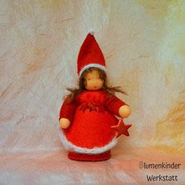 Weihnachtswichtel Frau