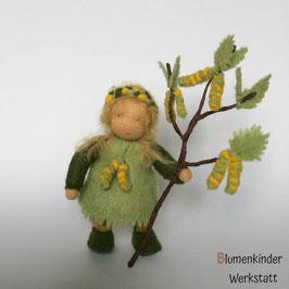 Birke Beinchenpuppe
