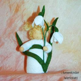 Schneeglöckchen mit zwei Blüten