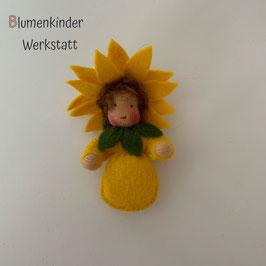Sonnenblumen Baby