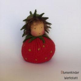 Erdbeere 4 Kugelblumenkind