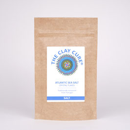 Organic Atlantic Sea Salt Crystal flakes