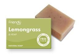LEMONGRASS & HEMP SOAP 95g