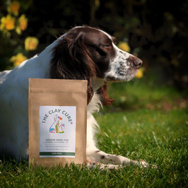 Premium Green Clay     For Pets