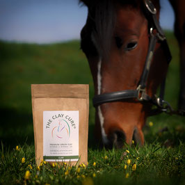 Green Clay for Horses