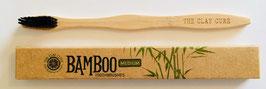 eco bamboo plant based biodegradable toothbrush box of 4