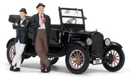 Art.Nr. 16.497 Ford T Touring Limit Edition Laurel und Hardy