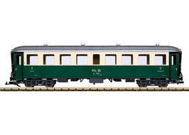 LGB 32524 RhB Personenwagen 2. Klasse der Rhätischen Bahn