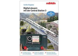 """Art.Nr. 03083  Buch """"Digital fahren mit der Central Station 3 Teil 3"""