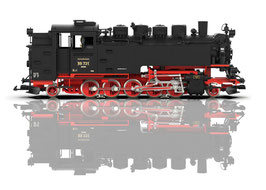 LGB 21480 DR Dampflok VII K 99 731 SOEG