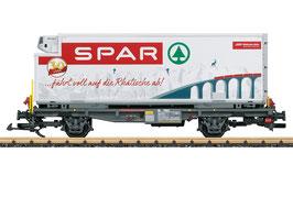 LGB 46897 Containertragwagen  RhB