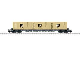 Art.Nr. 58708 Mehrzweck-Container-Tragwagen Sgjs 716 Spur 1