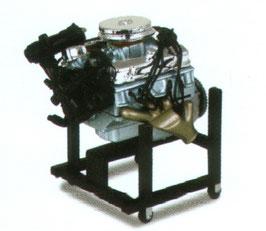 Art.-Nr. 16.273 Motor Chevy 396 V8 mit Palette