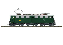 LGB 22062 Elektrolok Ge 6/6 II 707 RhB