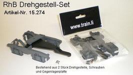 Art.-Nr. 15.274 RhB Drehgestell-Set