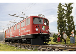 LGB 22061 E-Lok Ge6/6 RhB 702
