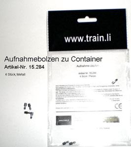 Art.-Nr. 15.284 Aufnahmebolzen zu Container