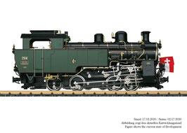 LGB 26270 Zahnraddampflok HG 4/4 Originalgetreue Farbgebung der Epoche VI, so wie die Lok heute im Einsatz ist.