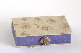 Schachtel beige