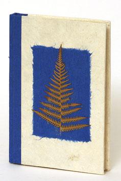Notizbuch, Farn oder Samen