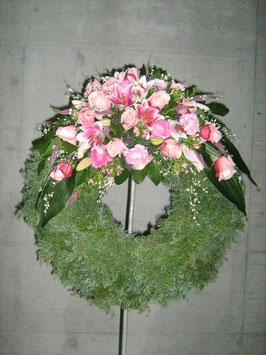 Kranz Aufliegendes Bouquet
