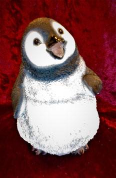 (2) Pinguin stehend