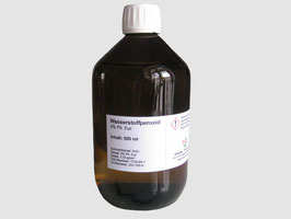 Wasserstoffperoxid Lösung