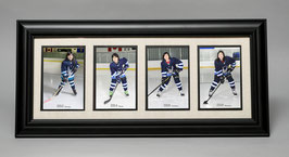 JJ: Memorabillia Growth Photos Year by Year with Frame