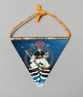 j) Metal Ornament