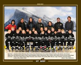 j)  8 x 10 Team Photo