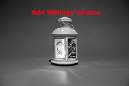 RR : Tealight adding siblings' photos