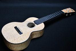 NEW/tkitki ukulele custom-C mango Con (1PModel)