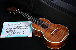 ★SOLD★NEW/KIWAYA TANTAN SHOPORDER MASTER MODEL Soprano #01