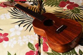 ★SOLD★USED/NO BRAND TENOR HawaiianKoa
