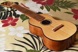 NEW/AT ukulele by TR JAPAN UKULELE【檜&桜】 SOP