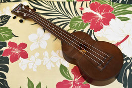 USED/OUTDOOR UKULELE SOPRANO BROWN NICKEL