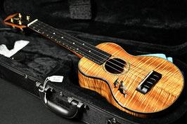 ★HOLD★NEW/ honua ukulele CONCERT HC-05C SHOPCUSTOM