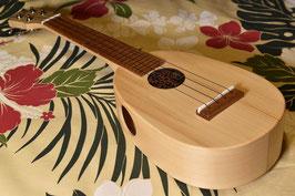 NEW/クワイアン Ezo's Ukulele Pinecone 10th Anniversary Soprano