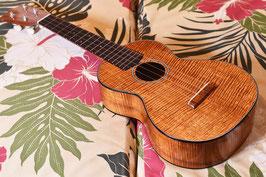 NEW/tkitki ukulele HK-C5A Concert 【S/N0441】