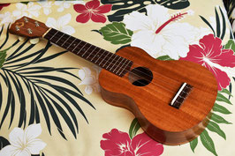 ★SOLD★USED/G String SOPRANO Hawaiian Koa