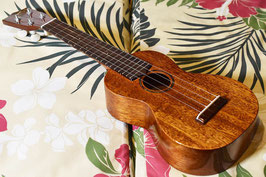 NEW/tkitki ukulele AMS-ABALONE Soprano【S/N0339】