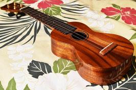 NEW/tkitki ukulele HKS-ABALONE Soprano【S/N0309】