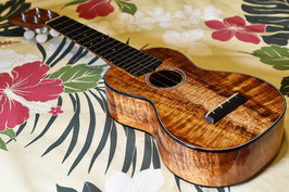 tkitkiukulele HK-S5A Custom 【ハワイアンコア5Aグレード】 Soprano