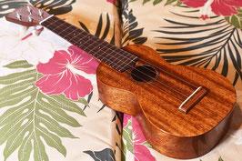 NEW/tkitki ukulele AMS-ABALONE Soprano【S/N0508】