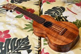 ★SOLD★NEW/tkitki ukulele HKC-ABALONE Concert【S/N0325】