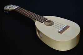 NEW/クワイアン Ezo's Ukulele Pinecone Soprano